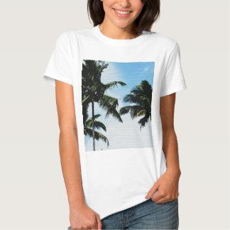 Coconut palms shirt