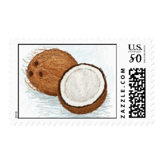 coconut postage