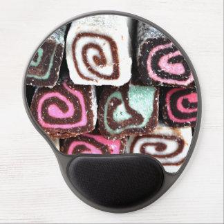 Coconut Roll Treats Gel Mouse Pad