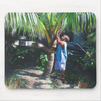 Coconut Shade 2014 Mouse Pad