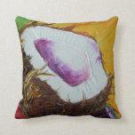 Coconut Throw Pillow
