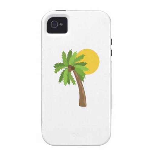 Coconut Tree iPhone4 Case