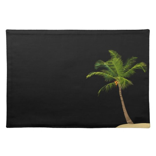 Coconut Tree Placemats