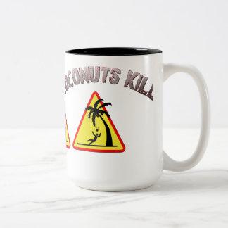 Coconuts Kill - 15 Oz Mug