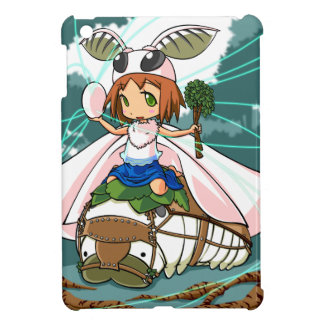 Cocoon God! Silkworm English story Tomioka Silk iPad Mini Cover