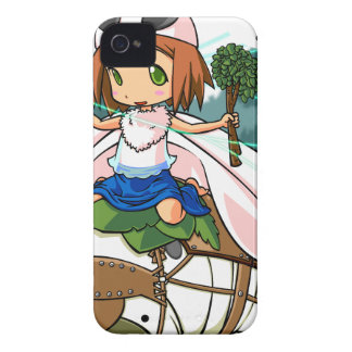 Cocoon God! Silkworm English story Tomioka Silk iPhone 4 Case