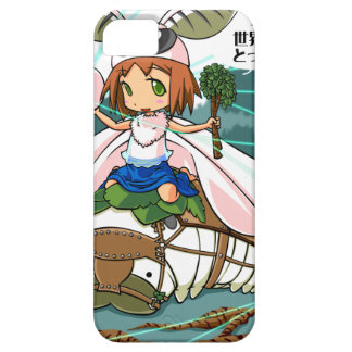 Cocoon God! Silkworm English story Tomioka Silk iPhone SE/5/5s Case