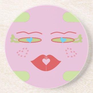 Cocorroli, The Pink Sponap Coaster.ai coaster