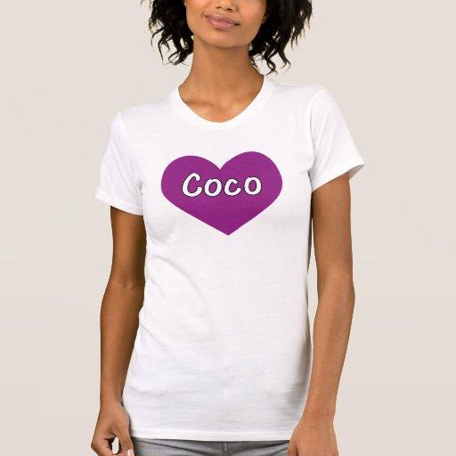 Cocos Camisetas
