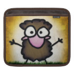 Cocos en la hierba fundas para iPads