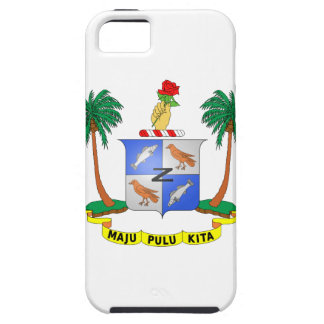 Cocos Island Coat of Arms iPhone 5 Cases