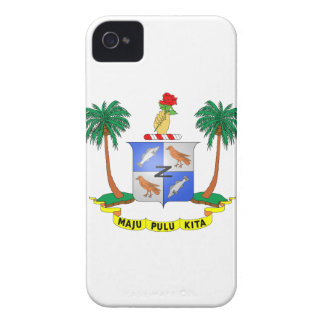 Cocos Island Coat of Arms Case-Mate iPhone 4 Case