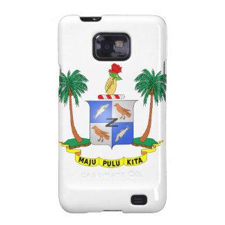 Cocos Island Coat of Arms Samsung Galaxy S2 Case