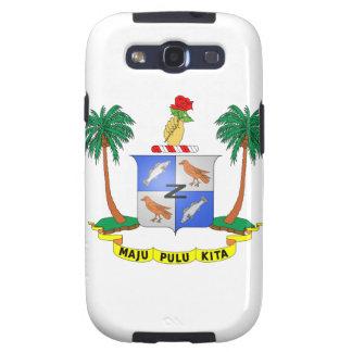Cocos Island Coat of Arms Samsung Galaxy S3 Case