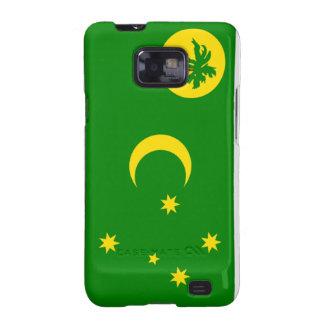 Cocos Island Flag Galaxy S2 Case
