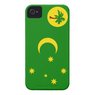 Cocos Island Flag iPhone 4 Covers