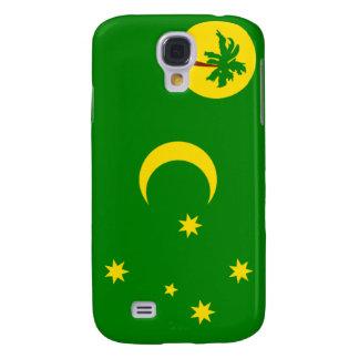 Cocos Island Flag Samsung Galaxy S4 Case