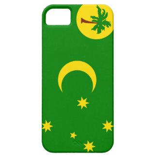 Cocos Island Flag iPhone 5 Cases