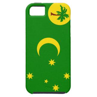 Cocos Island Flag iPhone 5 Case