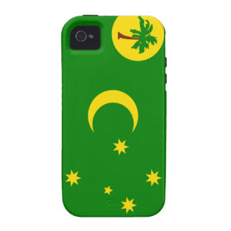 Cocos Island Flag iPhone 4/4S Cases