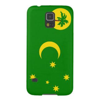 Cocos Island Flag Galaxy S5 Cover