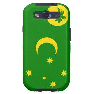 Cocos Island Flag Samsung Galaxy SIII Case