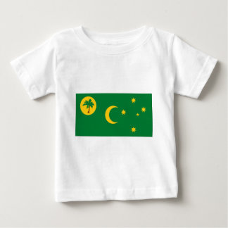 Cocos Islands Flag Baby T-Shirt