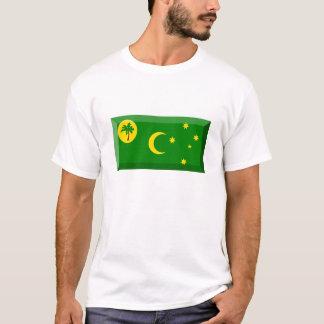 Cocos Islands Flag Jewel T-Shirt