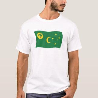 Cocos Islands Flag Shirt