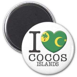 Cocos Islands Magnet