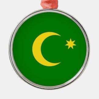 Cocos Islands Metal Ornament