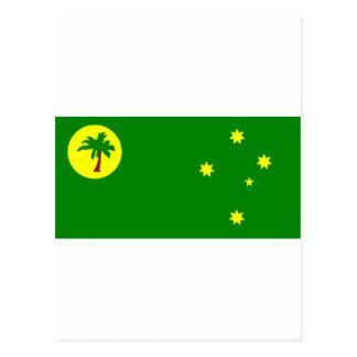 Cocos Islands Post Card