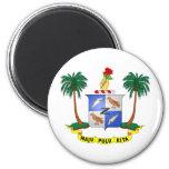 Cocos (Keeling) Islands Coat of arms CC Fridge Magnet
