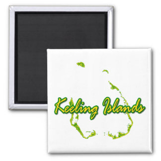 Cocos (Keeling) Islands Magnet