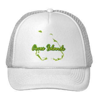 Cocos (Keeling) Islands Trucker Hat