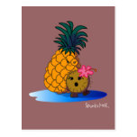 Cocos y postal de Badapple