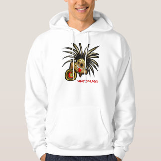 Cocotona Aztec Warrior Sweatshirt