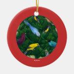 Cocotte Christmas Tree Christmas Ornament