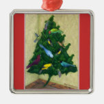 Cocotte Christmas Tree Ornament