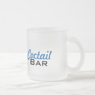 Coctail BAR Frosted 296 ml  Frosted Glass Mug