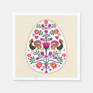 Coctail Paper Natkins - Easter Napkin