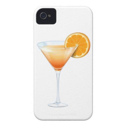Cóctel de la salida del sol del Tequila Case-Mate iPhone 4 Cárcasa