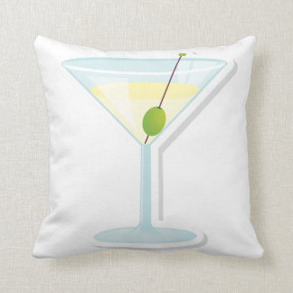 Cóctel de Martini Cojín
