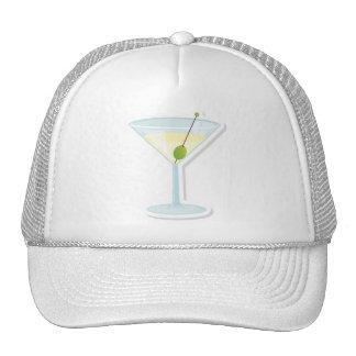 Cóctel de Martini Gorros Bordados