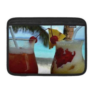 Cócteles con playas funda  MacBook