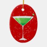 ¿Cócteles cualquier persona? por SRF Ornamento De Reyes Magos