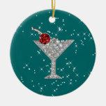 ¿Cócteles cualquier persona? por SRF Adornos De Navidad