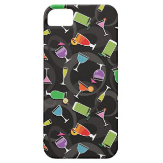 Cócteles Funda Para iPhone 5 Barely There