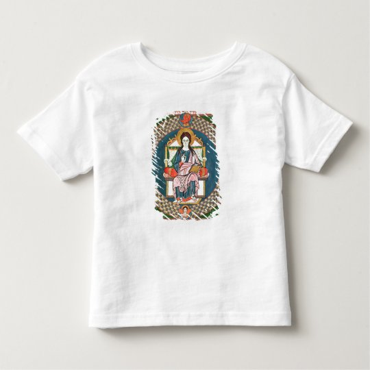 Cod. 1948 Christ in Majesty Toddler T-shirt