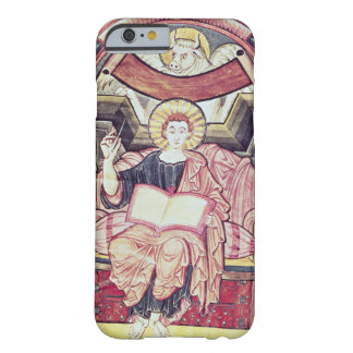 Cod 22. f.85v St. Luke the Evangelist, from Treves Barely There iPhone 6 Case